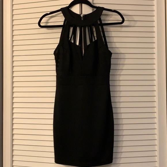 Windsor Dresses & Skirts - Strapless black Windsor dress